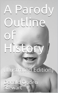 A Parody Outline of History - copertina