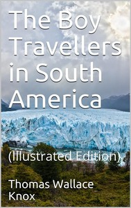 The Boy Travellers in South America - copertina
