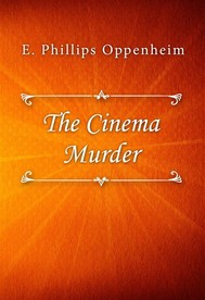 The Cinema Murder - copertina