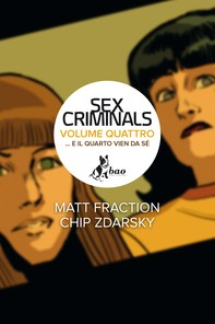 Sex Criminals 4 - Librerie.coop