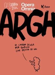 Argh - copertina