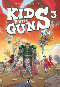 Kids With Guns 3 - Librerie.coop