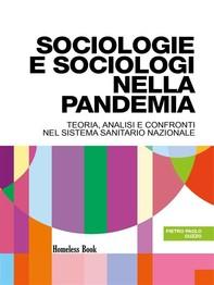 Sociologie e sociologi nella pandemia - Librerie.coop
