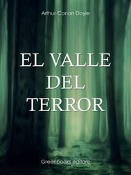 El valle del terror - copertina