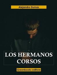 Los hermanos Corsos  - Librerie.coop