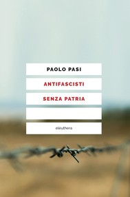 ANTIFASCISTI SENZA PATRIA - copertina