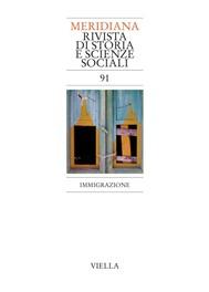 Meridiana 91: Immigrazione - copertina