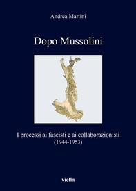 Dopo Mussolini - Librerie.coop