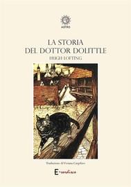 La storia del dottor Dolittle - copertina