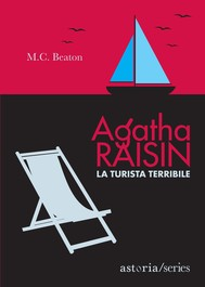Agatha Raisin – La turista terribile - copertina