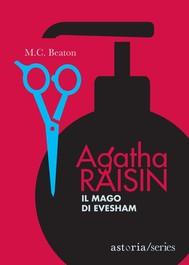 Agatha Raisin – Il mago di Evesham - copertina