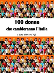 100 donne che cambieranno l'Italia - copertina