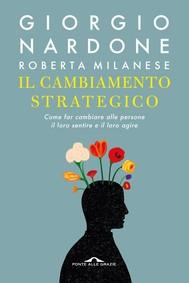 Il cambiamento strategico - copertina