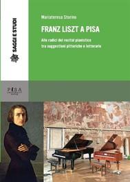 Franz Liszt a Pisa - copertina