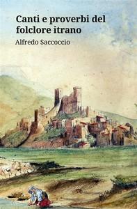 Canti e proverbi del folclore itrano - Librerie.coop