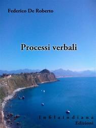 Processi verbali - copertina