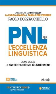 PNL per l'eccellenza linguistica - Librerie.coop