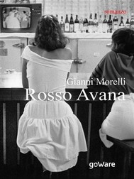 Rosso Avana - copertina