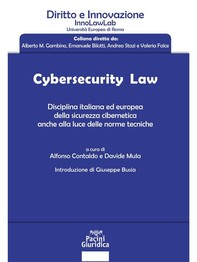Cybersecurity Law - Librerie.coop