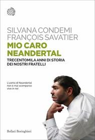 Mio caro Neandertal - copertina
