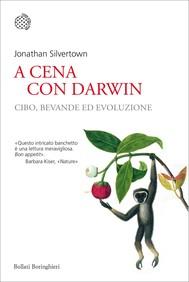 A cena con Darwin - copertina