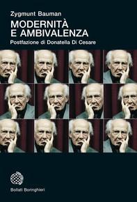 Modernità e ambivalenza - Librerie.coop