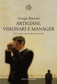 Artigiani, visionari e manager - copertina