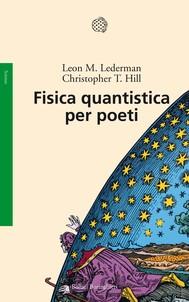 Fisica quantistica per poeti - copertina