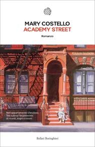 Academy street - copertina