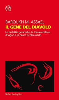 Il gene del diavolo - copertina