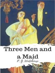 Three Men and a Maid - copertina