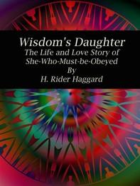 Wisdom's Daughter - Librerie.coop