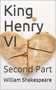 History of King Henry the Sixth, Second Part - copertina