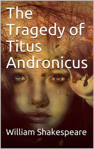 The Tragedy of Titus Andronicus - copertina