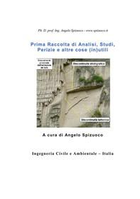 Prima Raccolta di Analisi, Studi, Perizie e altre cose (in)utili - Librerie.coop