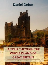 A Tour Through the Whole Island of Great Britain - copertina