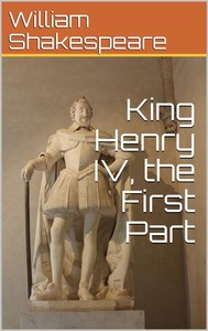King Henry IV, the First Part - copertina
