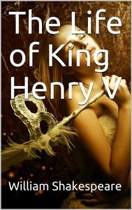 The Life of King Henry V - copertina