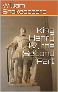 King Henry IV, Second Part - copertina