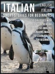 Italian Short Stories for Beginners - English Italian - copertina