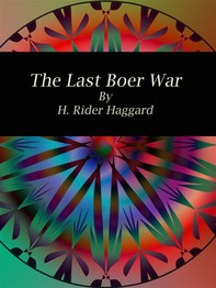 The Last Boer War - Librerie.coop