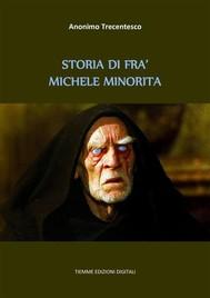 Storia di fra' Michele Minorita - copertina