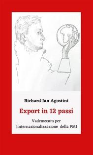 Export in 12 passi, Vademecum per l'internazionalizzazione della PMI - copertina