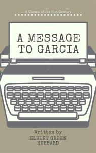 A message to Garcia - copertina
