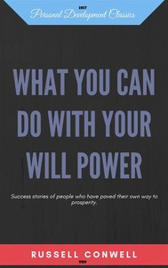 What you can do with your will power - copertina