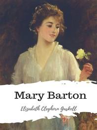 Mary Barton - Librerie.coop