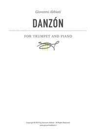 Danzón for Trumpet and Piano - Librerie.coop