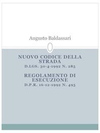 Nuovo codice della strada - Librerie.coop