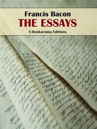 The Essays - Librerie.coop