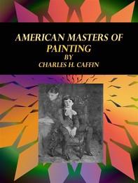 American Masters of Painting - Librerie.coop